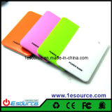 Super Thin 4000mAh Portable Power Bank (BUB36)