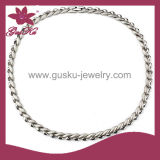 Fashion Stainless Steel Necklace Health Care Magnetic Jewelry (2015 Stn-016)