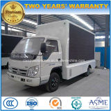 Forland 4X2 Outdoor Advertising Truck 4 Tons Waterproof LED Vehicle