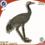 Metal Enamel Lapel Pin for Souvenir and Promotion, Gifts (FTBG1230)