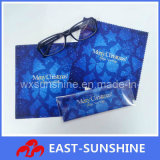 Glass Cleaning Cloth, Microfiber Cloth with Logo Printing