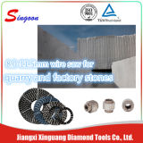 11.5mm Sintered Diamond Wire Saw for Granite Block Cutting