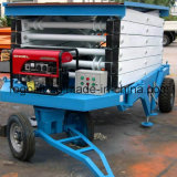 Self-Propelled Diesel Engine Scissor Lift