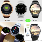 Full Display Round IPS Touch Screen Smartwatch