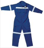 Cheap Workmens Reflective Safety Workwear Coverall Uniform