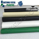 PU Synthetic Leather with Embosses for Sofa Bags Decoration