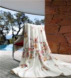 100% Polyester Super Soft Coral Fleece Blanket
