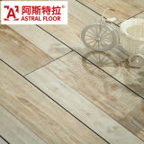 Click System with Wax Embossed Laminated Flooring
