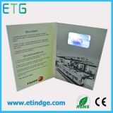 4.3inch A5 Size Business Video Greeting Card