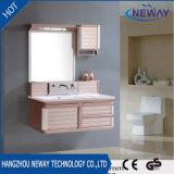 New Design Modern Single PVC Bathroom Vanity Cabinet