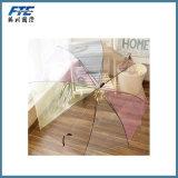 Hight Quality Romantic Colorful Transparent Umbrella