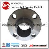 Forged Q235 Carbon Steel Weld Neck Flange