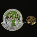 Custom Nursing School Promotion Enamel Pin
