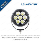 6 Inch Round High Bright CREE Work LED Driving Light 70W
