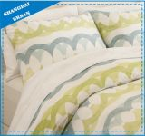 Pop Style Arch Printed Polyester Duvet Cover Set