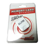 Memory Card 128MB for Wii Console/Game Accessory (SP1017B)