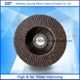 T27 & T29 Brown Fused Alumina Flap Disk Grinder 60#