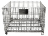 Stainless Steel Wire Cage, Container (A-3)