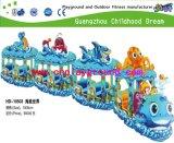 Amusement Trains Merry-Go-Round Animal′s Train (HD-10503)
