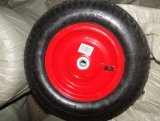 Rubber Wheel (3.50-8)
