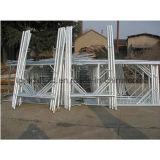 Galvanized Steel Italian Style Frame Scaffolding