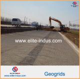 PP HDPE Pet Fiberglass Glassfiber Geogrids