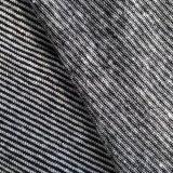 Hemp/Cotton Yarn Dyed Knitted Fabric