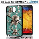 3D Case for Samsung Note3 (N3- V634)