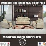Modern Sectional Top Italian Leather Sofa (Lz538)