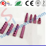 High Quality Ceramic Link Hole Parts for Mica Band Heaters