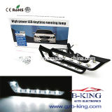 Hot Selling L Shape 6 LEDs DRL
