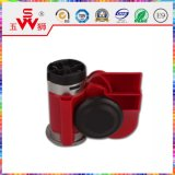 Hot Sale Red Electric Horn with OEM Service