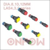 ONPOW Small Push button Switch (LAS2(LAS3, LAS4))