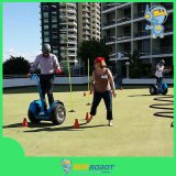 Okayrobot Mini ATV, Adult Robot Transporter, Electric Chariot Scooter with Brushless Motor