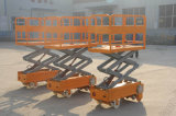 High Quality Self Propelled Man Lift Electric Scissor Lift Platform