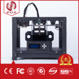 Affordable Large 3D Printer with Dual Nozzles, Support PLA, ABS