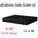 4/8/16CH Tribrid 720p-PRO Mini 1u Hdcvi DVR {Hcvr5104/5108/5116h-S2}