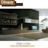 Modern Home Furniture Living Room High Glossy TV Cabinet