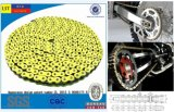 High Tensile Strength 420h Full Plated Copper Motorcycle Chain