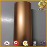 Hard Golden Plain Aluminum Foil for Medical Packaging