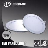 3000k/4000k/6500k 24W Epistar Chips Round LED Panel Light
