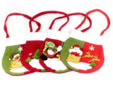 Colorful Printed Christmas Candy Bags