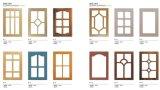 2016 Modern Mahogany Kitchen Cabinet Doors (zhuv)