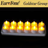 Yellow Light LED Rechargeable Candle