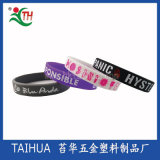 Custom Direction Silicone Bracelet (TH-6150)