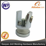 Column Glass Clamp Clip Holder Support with Hat Gc-3002