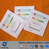 Printed Panasonic Self Adhesive Electric Panel Labels