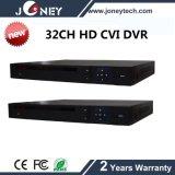 New Onvif H. 264 P2p 720p 32CH HD Cvi DVR