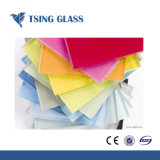 Back Painted Decorative Laminated Glass Architectural Glazing