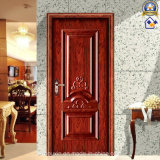 High Quality Steel Apartment Building Entry Door (SX-21-0007)